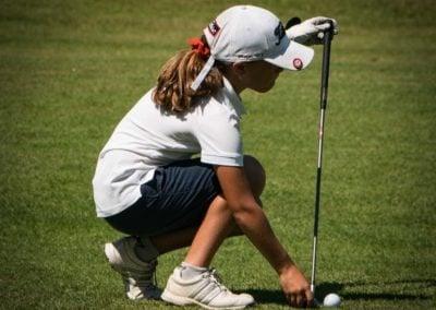 Championnat De Ligue U8 U10 2018 Golf Du Forez 77