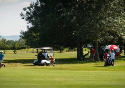 Championnat De Ligue U8 U10 2018 Golf Du Forez 89