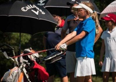 Championnat De Ligue U8 U10 2018 Golf Du Forez 99
