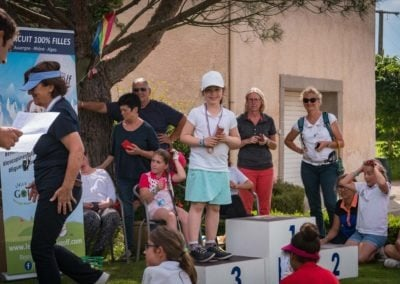 Copines Au Golf 2018 Superflu 100