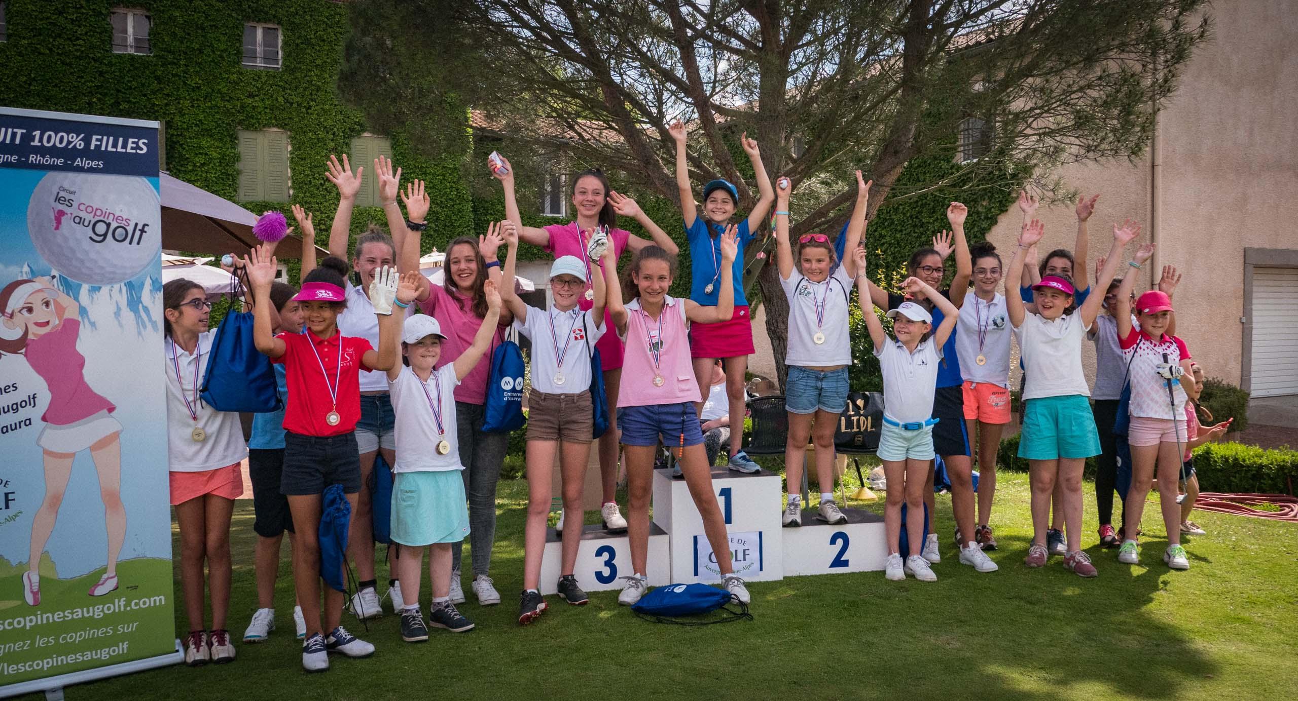 Copines Au Golf 2018 Superflu 112