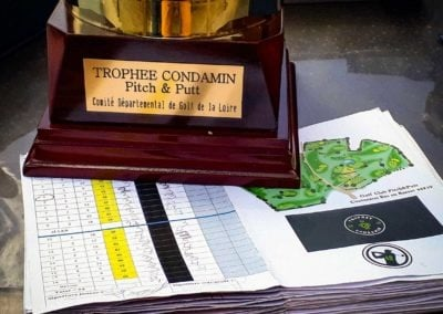 Condamin Pitch And Putt 2018 Tour Bonus Coutanson 1