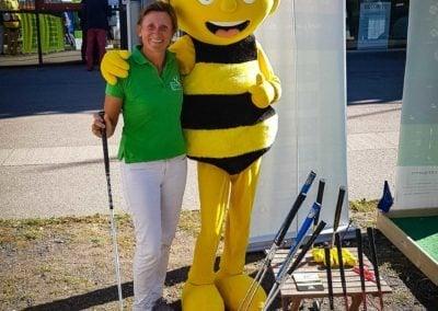 Foire Saint Etienne 2018 Stand Golf 15
