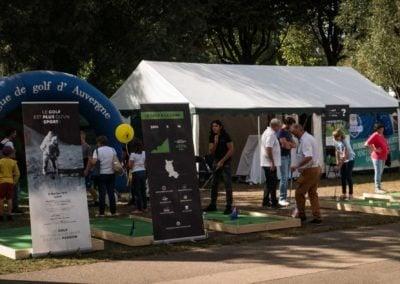 Foire Saint Etienne 2018 Stand Golf 3