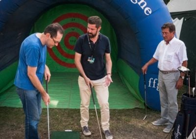 Foire Saint Etienne 2018 Stand Golf 5