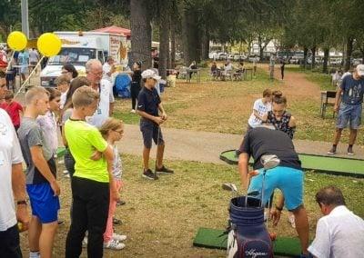 Foire Saint Etienne 2018 Stand Golf 8