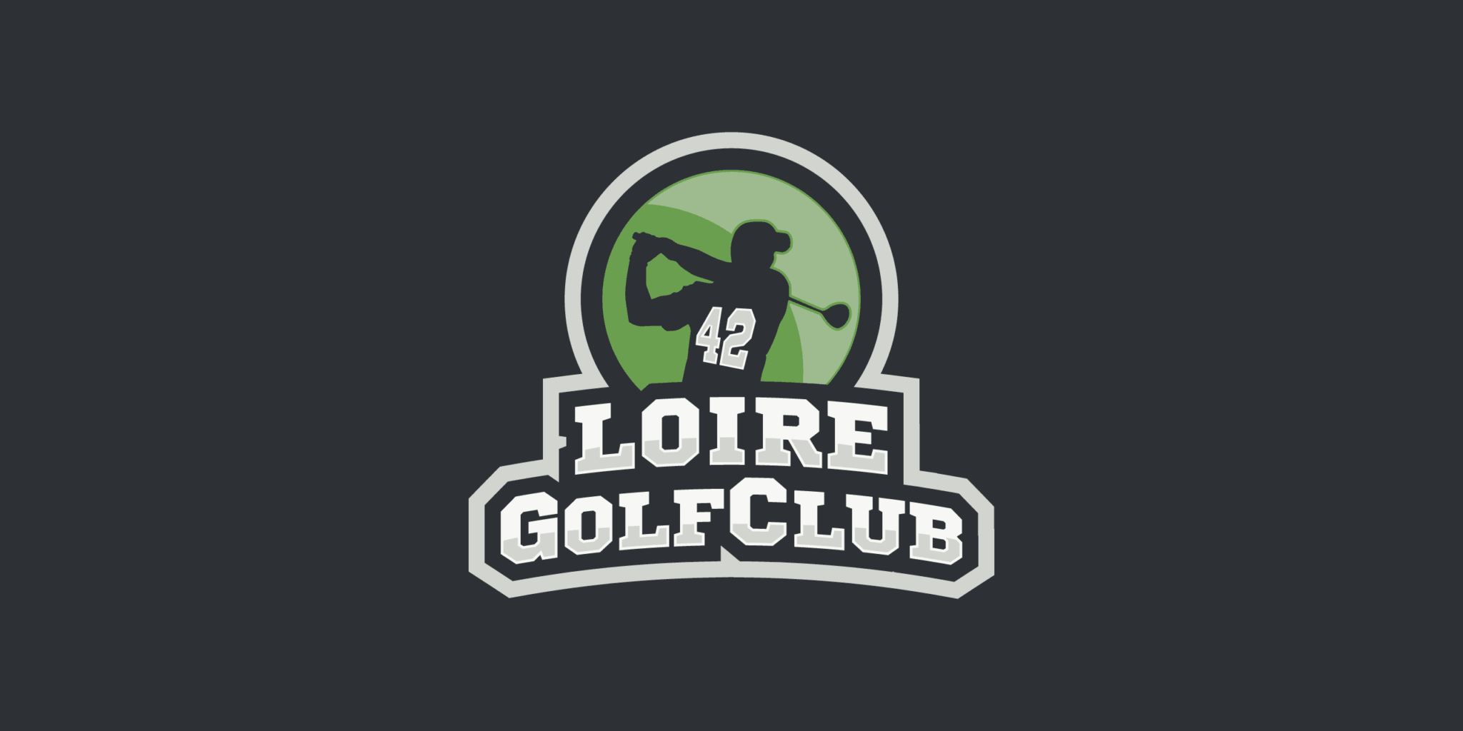 Loire Golf Club Wide