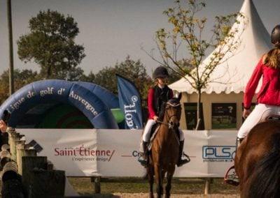 Animation Bords De Loire Jumping Poney Club Saint Etienne 2