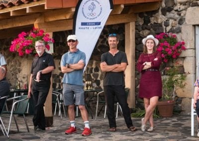 Golf De La Plaine Premiere Competition 2018 19