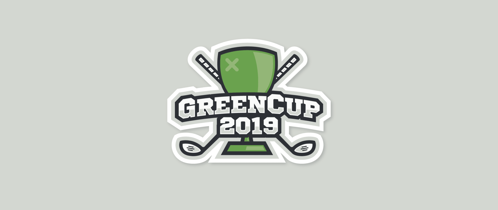 Green Cup Logo Wide