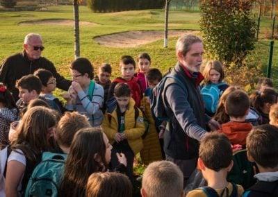 Golf Scolaire Usep Bords De Loire Novembre 2018 12
