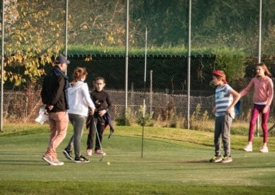 Golf Scolaire Usep Bords De Loire Novembre 2018 6
