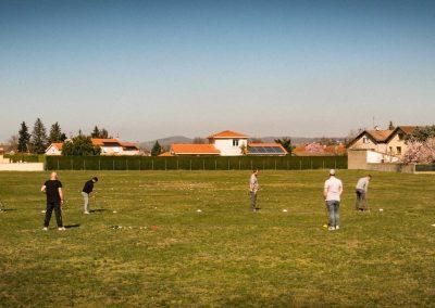 Formation Golf Scolaire Cpc 2019 Escale Veauches 13