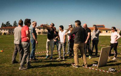 Golf Scolaire – Formation avec les CPC de la Loire