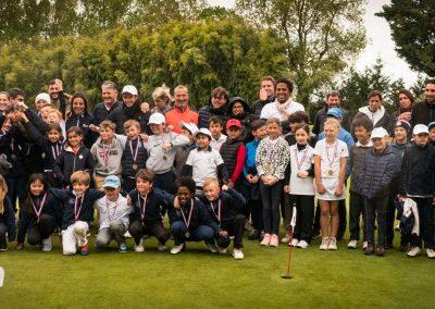 Trophee Des Petits Golfeurs 2019 Commanderie Team Loire Haute Loire 10