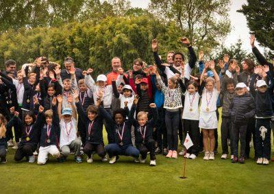 Trophee Des Petits Golfeurs 2019 Commanderie Team Loire Haute Loire 11
