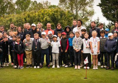 Trophee Des Petits Golfeurs 2019 Commanderie Team Loire Haute Loire 9