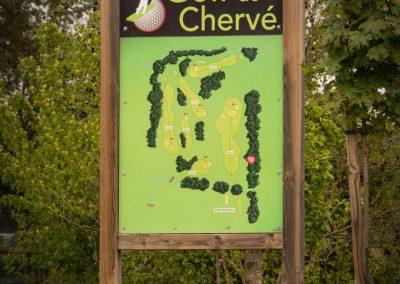 Golf De Cherve 8