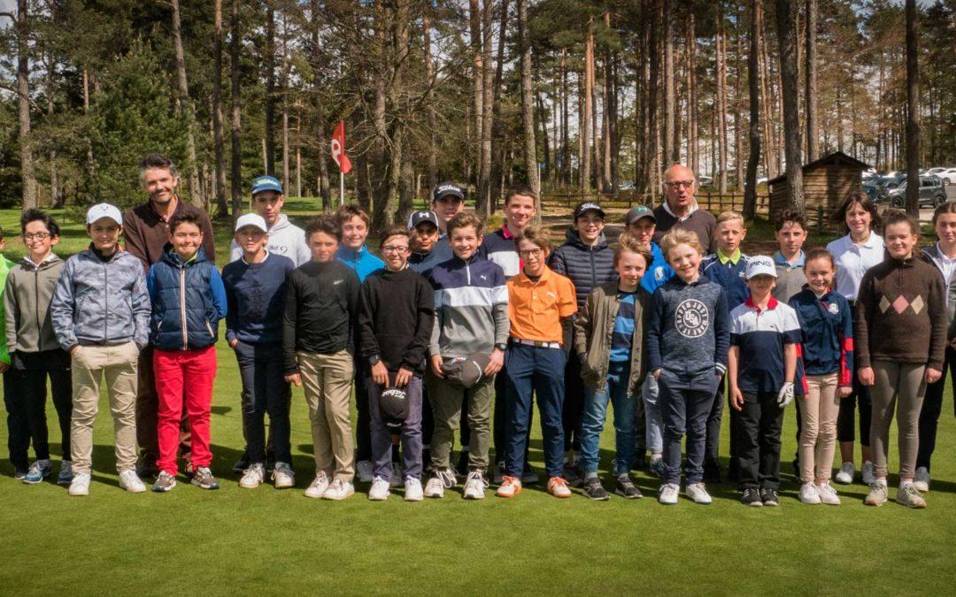 GREEN CUP 2019 – T5 – Le Chambon-sur-lignon – Résultats