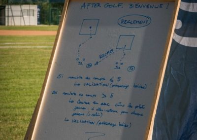After 2019 Golf Defi Entreprise Saint Just Saint Rambert Baseball 2