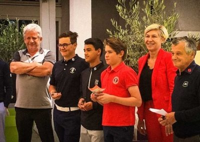 Championnat Regional Jeunes 2019 T2 Valence Saint Didier 71