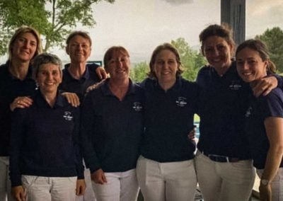 Promotion Mid Am Dames 2019 Forez 1