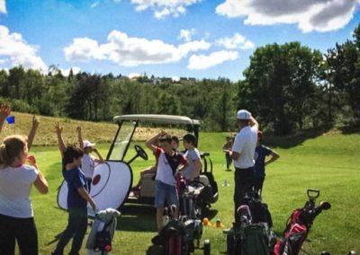Fete Ecole De Golf Saint Etienne 2019 5
