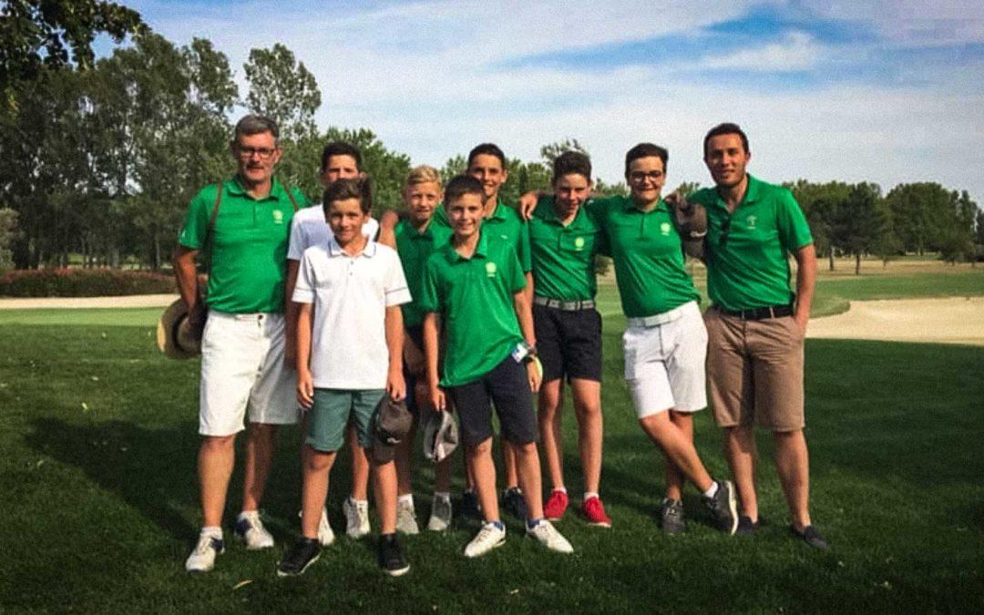 Les jeunes de Saint Etienne se maintiennent en 3ème division