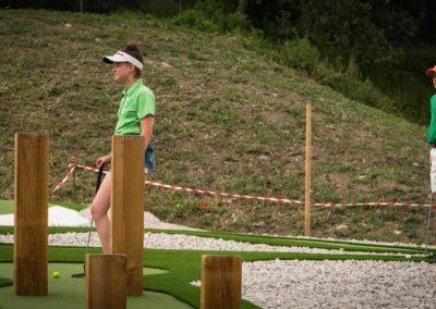 Golf De Saint Etienne Inauguration Mini Golf 10