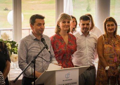 Golf De Saint Etienne Inauguration Mini Golf 16