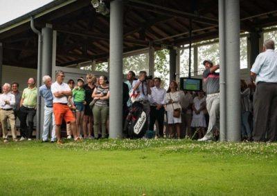 Golf De Saint Etienne Inauguration Mini Golf 6
