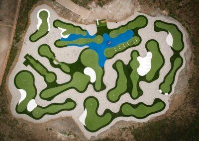 Golf De Saint Etienne Mini Golf 3