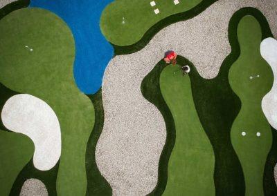 Golf De Saint Etienne Mini Golf 5