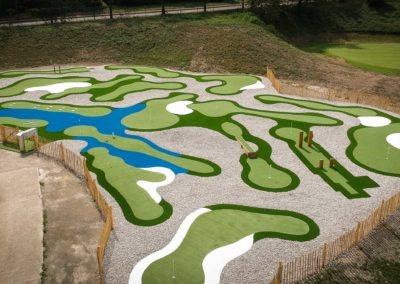 Golf De Saint Etienne Mini Golf 6