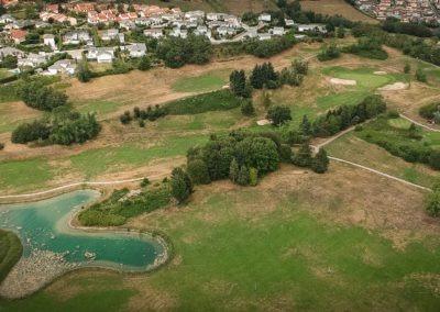 Golf De Saint Etienne Parcours Drone 1