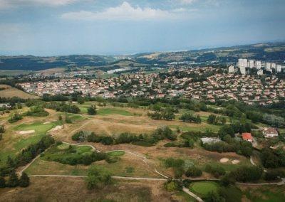 Golf De Saint Etienne Parcours Drone 2