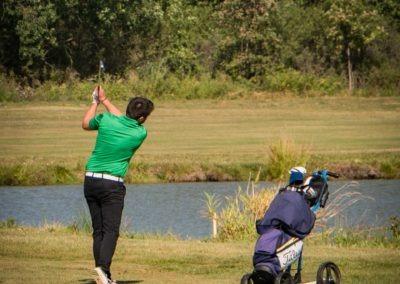 Championnat De Double De La Terre Du Milieu Golf Des Etangs 2019 T1 1