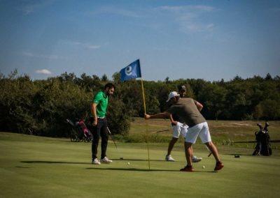 Championnat De Double De La Terre Du Milieu Golf Des Etangs 2019 T1 16