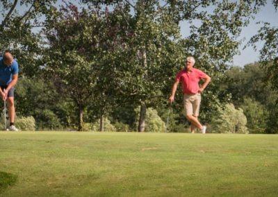 Championnat De Double De La Terre Du Milieu Golf Des Etangs 2019 T1 2
