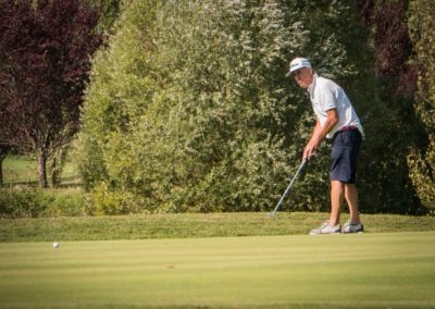 Championnat De Double De La Terre Du Milieu Golf Des Etangs 2019 T1 22