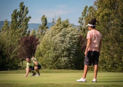 Championnat De Double De La Terre Du Milieu Golf Des Etangs 2019 T1 23