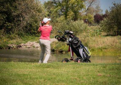 Championnat De Double De La Terre Du Milieu Golf Des Etangs 2019 T1 32