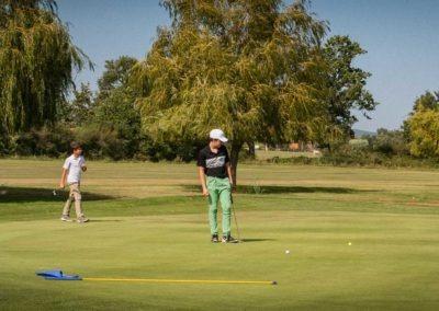 Championnat De Double De La Terre Du Milieu Golf Des Etangs 2019 T1 37