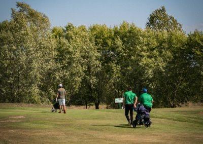 Championnat De Double De La Terre Du Milieu Golf Des Etangs 2019 T1 4