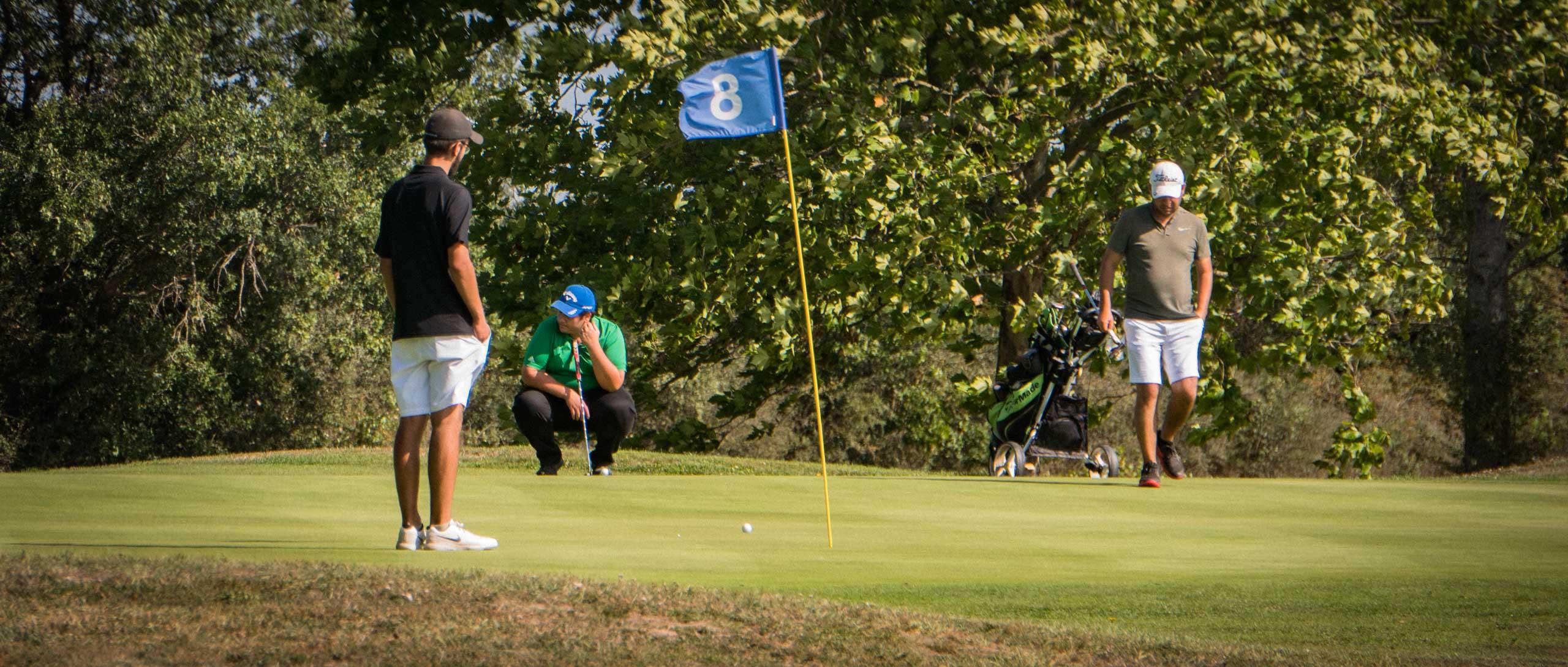 Championnat De Double De La Terre Du Milieu Golf Des Etangs 2019 T1 5