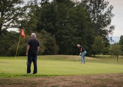 Championnat De Double De La Terre Du Milieu Golf Des Etangs 2019 T1 54