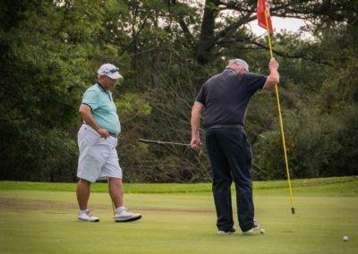 Championnat De Double De La Terre Du Milieu Golf Des Etangs 2019 T1 55