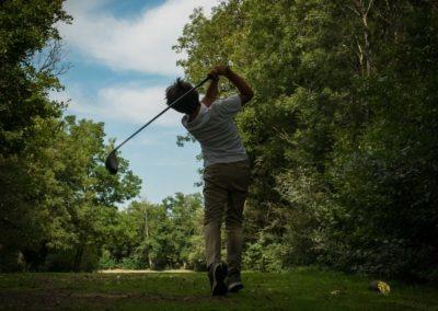 Championnat De Double De La Terre Du Milieu Golf Des Etangs 2019 T1 70