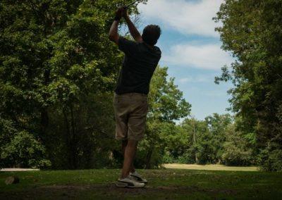 Championnat De Double De La Terre Du Milieu Golf Des Etangs 2019 T1 72