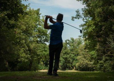 Championnat De Double De La Terre Du Milieu Golf Des Etangs 2019 T1 73